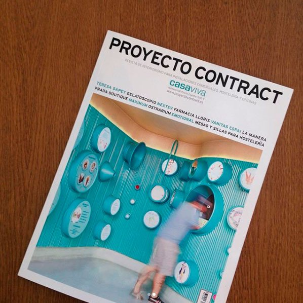 ¡Presco en Proyecto Contract!